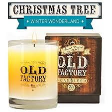 scented candles happy holidays set of 3
