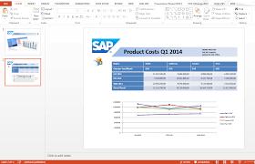 sap tutorial ppt sap analysis for microsoft office sap ea explorer
