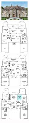 6 bedroom floor plans new house plan 72171 total living area 6072 sq ft 6 bedrooms