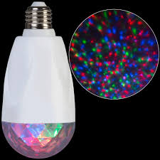 gemmy lightshow lightshow led projection standard light bulb kaleidoscope rgb set