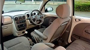 chrysler car interior chrysler pt cruiser interior petrolblog