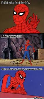 60 Spiderman Memes - 3 in 1 60 s spiderman meme by therand0m1 meme center