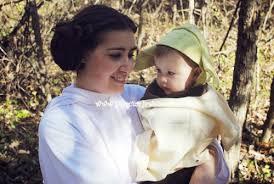 Yoda Halloween Costume Infant Director Jewels Nerd Alert Star Wars Family Costume Ideas