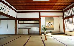Japanese Temple Interior Accommodation Japan Info Savor Japan