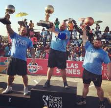 the reigning defending and 4x world u0027s strongest man 2016 brian