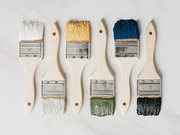 what type of paint brush for kitchen cabinets trending now paint colors for your kitchen cabinets 5280