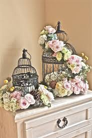 wedding bird cage decoration ideas 4991