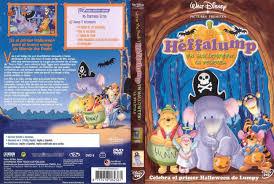 winnie le pooh heffalump en haloween la pelicula caratula film