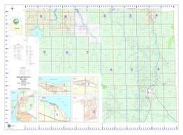 Land Ownership Map Big Lakes Municipal District 125 Map Book