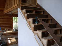 superimposed staircase