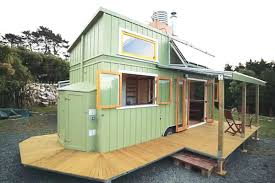 efficient tiny house crafted by ex boat builder can go off grid
