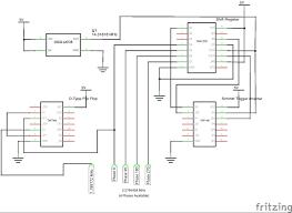 clock manipulation divide frequencies with digital logic dqydj