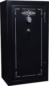 Gun Cabinet Heater Gettysburg 24 Gun Safe With Electronic Lock And Door Sporting