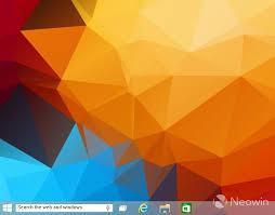 Windows Search Box - windows 10 how to enable the hidden taskbar search box in build