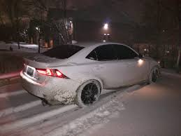 lexus is 350 awd system after a full day of playing in the snow 2015 is 350 f sport awd