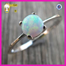 opal rings jewelry images Simple round cut white opal rings jewelry custom white opal ring jpg