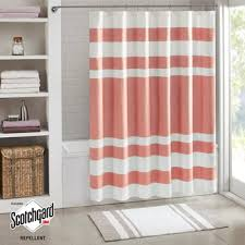 Shower Curtains With Red Madison Park Shower Curtains U0026 Bath Sets Designer Living