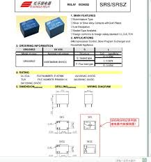 4100 6p 12v srs 12vdc sl electric relays in relays from home