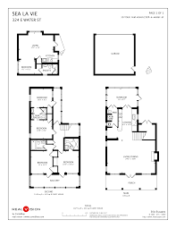 Plan 888 15 by Rosemary Beach Gulf View Beauty Sleeps Up To 12 And Is Only A 1