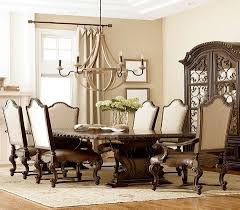 Best Dining Rooms Images On Pinterest China Cabinets Huffman - Dining rooms sets