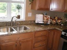 Honey Oak Kitchen Cabinets Wall Color How To Make A Galvanized Market Sign Oak Kitchen Cabinets