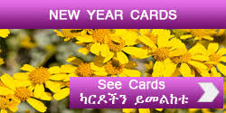 free ethiopian new year cards from addiscards net addiscards