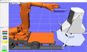 milling robot cad cam for robots