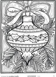 coloring pages decorations ornaments coloring pages free