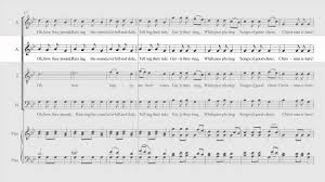carol of the bells alto youtube
