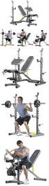 benches 15281 adjustable workout bench rack weight lifting home