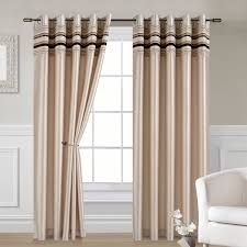 Chocolate Curtains Eyelet Solway Chocolate Ready Made Eyelet Curtains Harry Corry Limited
