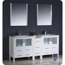 72 Vanities For Double Sinks Double Bathroom Vanities 72 To 90 Inches