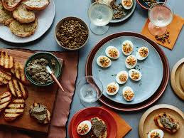 thanksgiving hors d oeuvres and appetizer recipes cooking