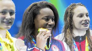 reflecting on black women hair and swimming after simone manuel