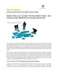 wood and laminate flooring market key trends vendor strategie