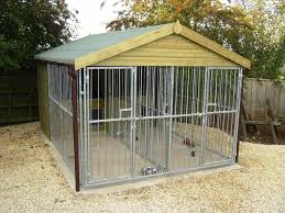 modern dog kennels puphaus a modern dog house from pyramd design