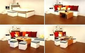 modern furniture small spaces italian small space furniture modern space saving furniture small