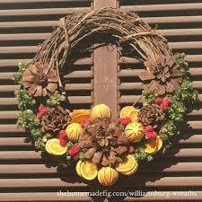 colonial williamsburg wreaths inspiration an easy diy