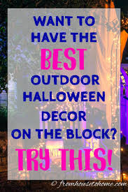 446 best halloween decorating ideas images on pinterest