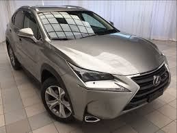 lexus nx 300h pre owned certified 2017 lexus nx 200t executive package 1 owner remote