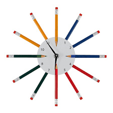 Pendule Murale Cuisine by Pendule Cuisine Design Horloge Murale Design Relief Vert 45 Ides