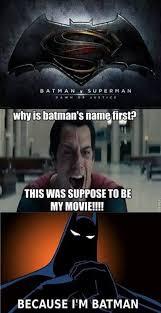 Batman Superman Meme - batman vs superman meme by anzeee memedroid