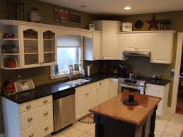 decor paint kitchen cabinets with white kitchen refacing ideas