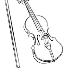 coloring pages violin kids drawing and coloring pages marisa