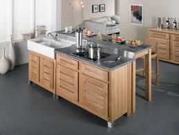plan de travail cuisine ardoise ambiance cuisine meubles contarin