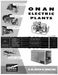vintage onan sales literature page 3 smokstak