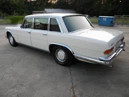 600 mercedes for sale 1972 mercedes w100 600 swb fully restored ronsusser com