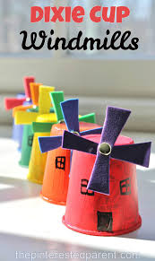 paper cup windmill craft a cute u0026 easy craft for kids with