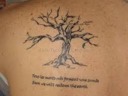 dead tree best tattoos