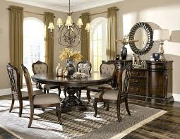Black Oval Dining Room Table - chandeliers design magnificent oval dining room table set with